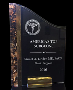 America's Top Surgeons 2016 Award